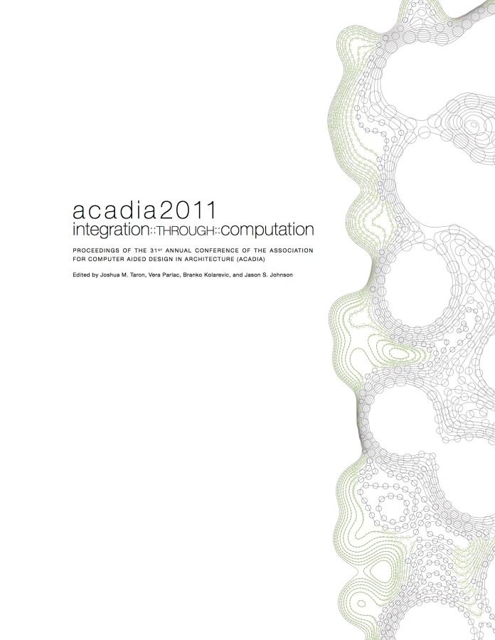 ACADIA Proceedings