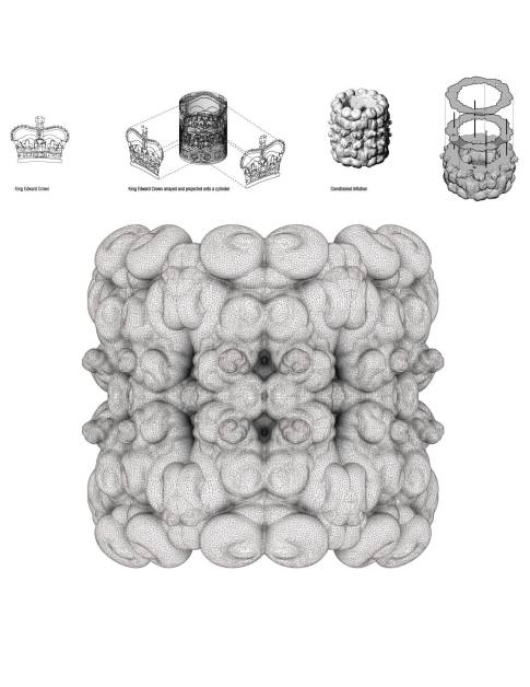 crown diagram