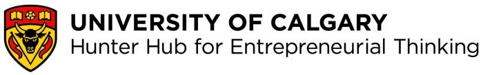 UC-Hunter Hub for Entrepreneurial Thinking-lockup_cmyk